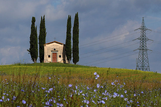 Visit San Miniato in Tuscany stunning landscapes